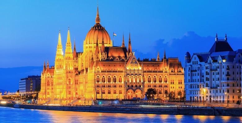 [BUDIMPEŠTA] 2 dana s doručkom za jednu osobu u Hotelu**** u mađarskoj prijestolnici koja kraljuje na lijepom, plavom Dunavu za 425 kn!