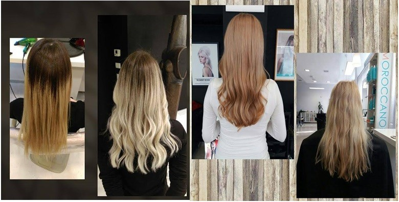 Šišanje i fen frizura u salonu Hair Couture - slika 5