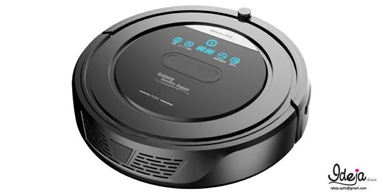 [ROBOT USISAVAČ] Najnoviji model s daljinskim upravljanjem za automatsko usisavanje uz mogućnost vlažnog brisanja podova za 2.599 kn!