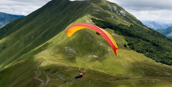 Paragliding - adrenalinski let u tandemu s instruktorom - slika 12