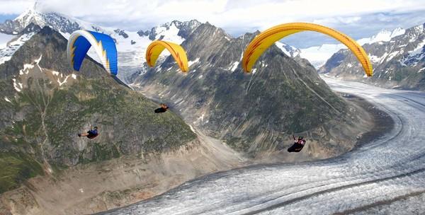 Paragliding - adrenalinski let u tandemu s instruktorom - slika 13
