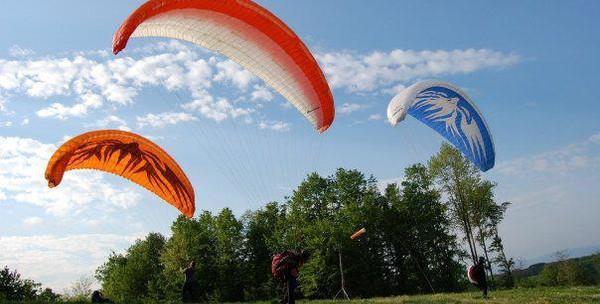 Paragliding - adrenalinski let u tandemu s instruktorom - slika 14