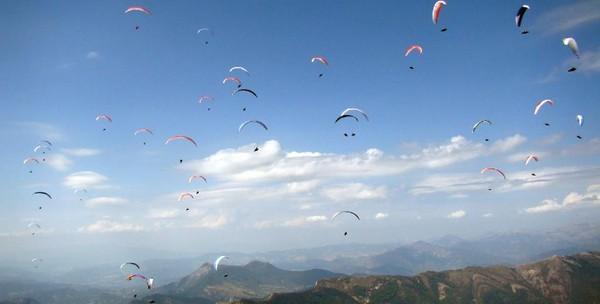 Paragliding - adrenalinski let u tandemu s instruktorom - slika 15