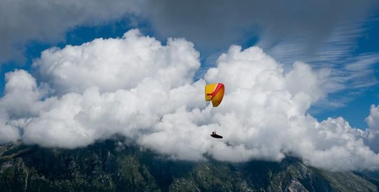 Paragliding - adrenalinski let u tandemu s instruktorom - slika 5