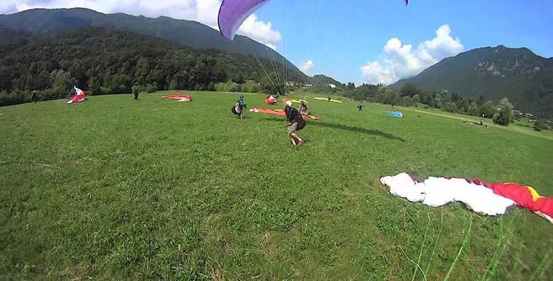 Paragliding - adrenalinski let u tandemu s instruktorom - slika 7