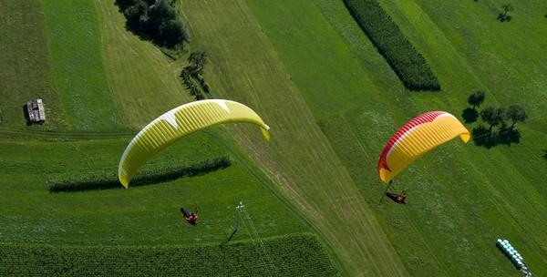 Paragliding - adrenalinski let u tandemu s instruktorom - slika 8