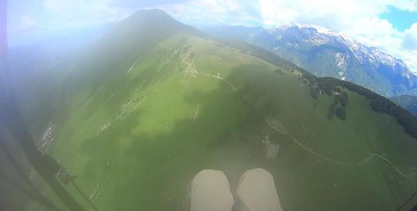 Paragliding - adrenalinski let u tandemu s instruktorom - slika 10