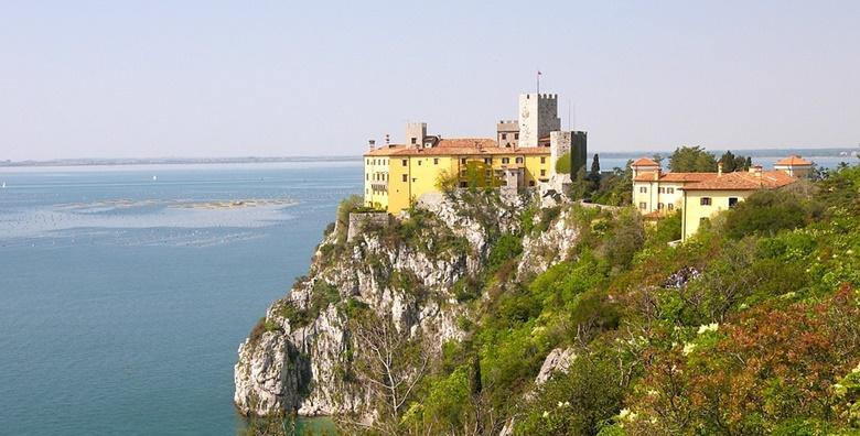 [ITALIJA] Posjet dvorcima Duino i Miramare uz razgled Trsta - oživite djeliće uzbudljive povijesti i uživajte u prekrasnoj arhitekturi za 225 kn!