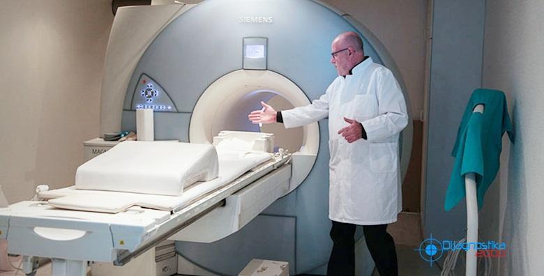 Magnetna rezonanca segmenta kralježnice ili mozga uz nalaze isti dan za 999 kn!