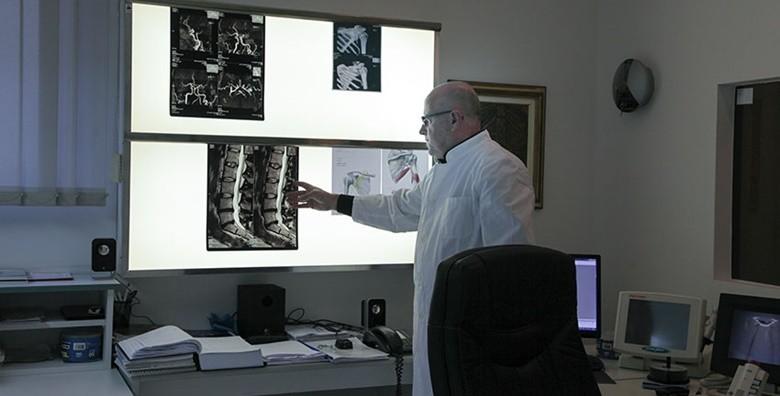 Magnetna rezonanca mozga ili segmenta kralježnice - slika 3