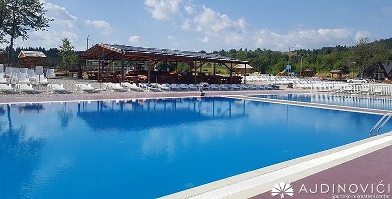 [BIH, ALL INCLUSIVE] 5 dana za 1 osobu u hotelu uz sve obroke, bazene, saune, sportske terene i fitness u SRC Ajdinovići za 1.108 kn!