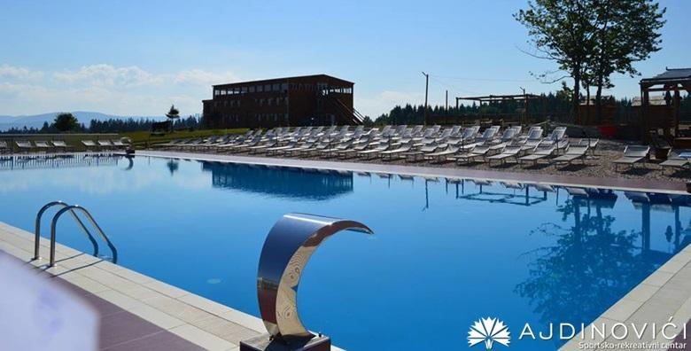 [BIH, ALL INCLUSIVE] Hostel u sklopu SRC Ajdinovići - 5 dana za 1 osobu uz sve obroke, unutarnje i vanjske bazene, saune, sportske terene za 734 kn!