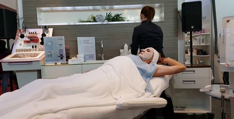 Klasično čišćenje lica Jean d'Arcel kozmetikom - slika 4