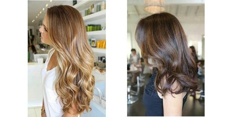 2 fen frizure za sve dužine kose - slika 5