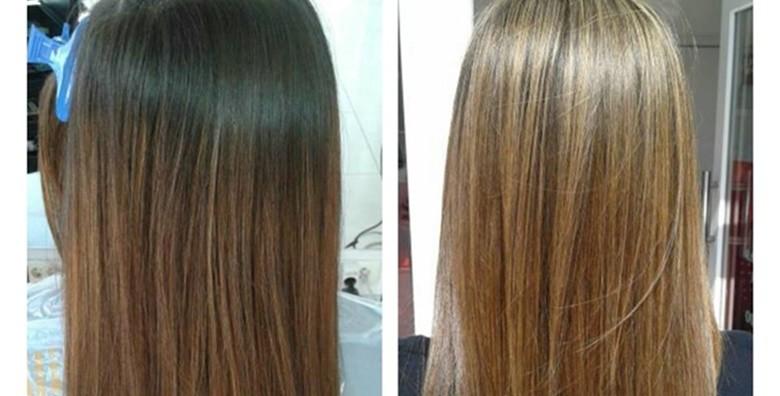 2 fen frizure za sve dužine kose - slika 6