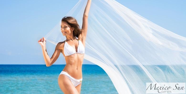 48 tretmana mršavljenja u Day spa Mexico Sun