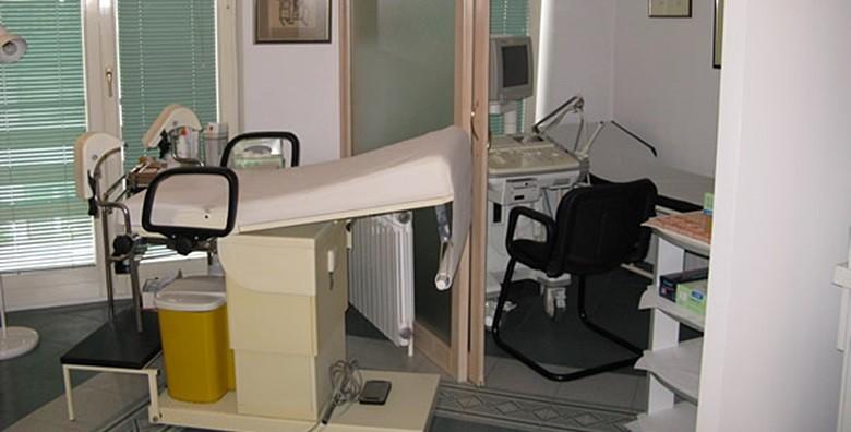 Ginekološki pregled, papa test, stupanj čistoće, UZV - slika 2