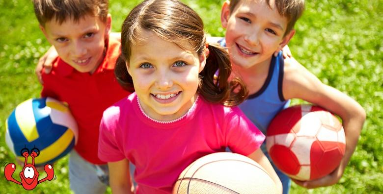 Ljetni kamp za djecu - 5 dana, 3 obroka dnevno, aktivnosti