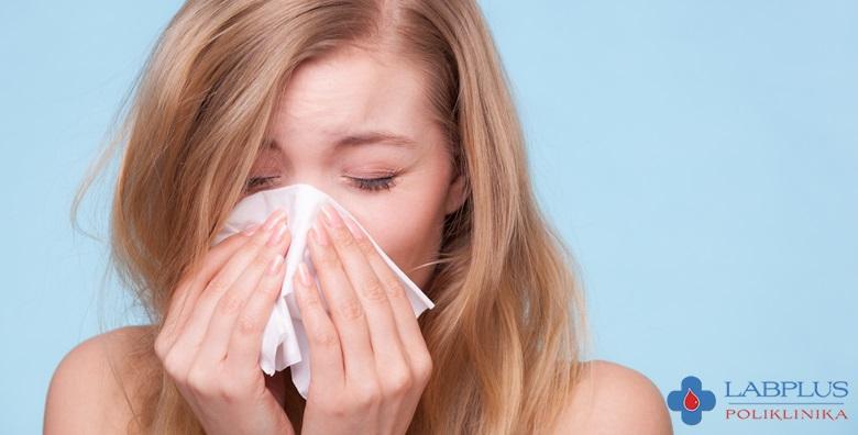 Alergološko testiranje putem krvi na 30 alergena u Poliklinici LabPlus - otkrijte zašto nenadano kišete, kašljete ili osjećate svrbež za 259 kn!