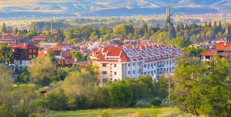 [BUGARSKA] 2 dana s polupansionom za dvoje uz korištenje saune i parne kupelji u Hotelu Elista*** u gradiću Bansko do 30.11. za 277 kn!