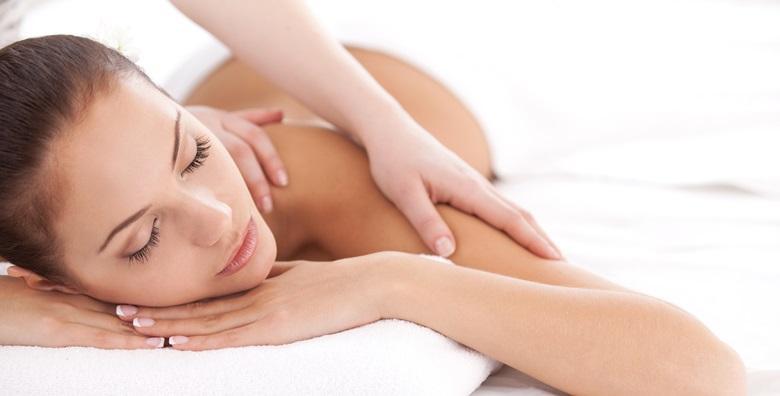 5 masaža leđa u trajanju 30 minuta svaka - riješite se bolova i ukočenosti za 250 kn!