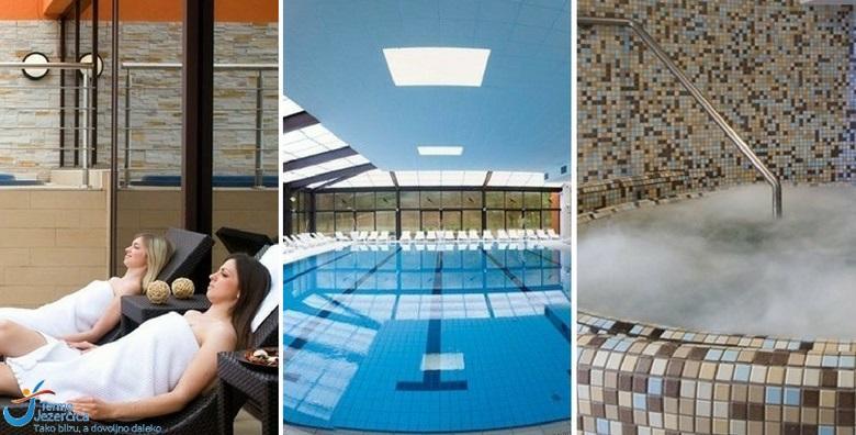 [TERME JEZERČICA] Wellness dan uz cjelodnevno kupanje, 3 sata korištenja sauna i relax zone, medicinsku masažu i fitness za 1 osobu od 179 kn!