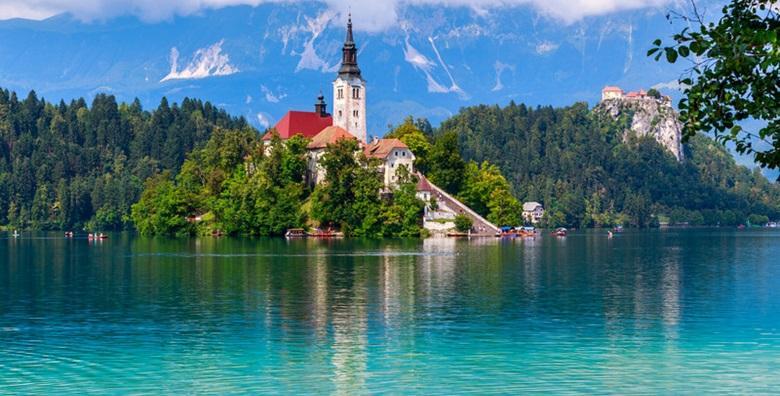 [IZLET] Doživite bajkoviti Bled podno Julijskih Alpa i posjetite slovensku metropolu na rijeci Ljubljanici za samo 165 kn!