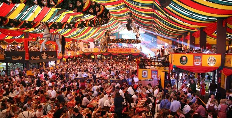[OKTOBERFEST] Budi dio najvećeg i najzabavnijeg festivala piva na svijetu, kušajte vrhunska munchenska piva i prepustite se zabavi za 289 kn!