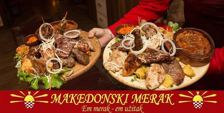 [MAKEDONSKI RESTORAN] Savršena kombinacija tradicionalnih okusa i roštilja - turli tava s mesom i povrćem i nezaobilazno gravče na tavče za 159 kn!