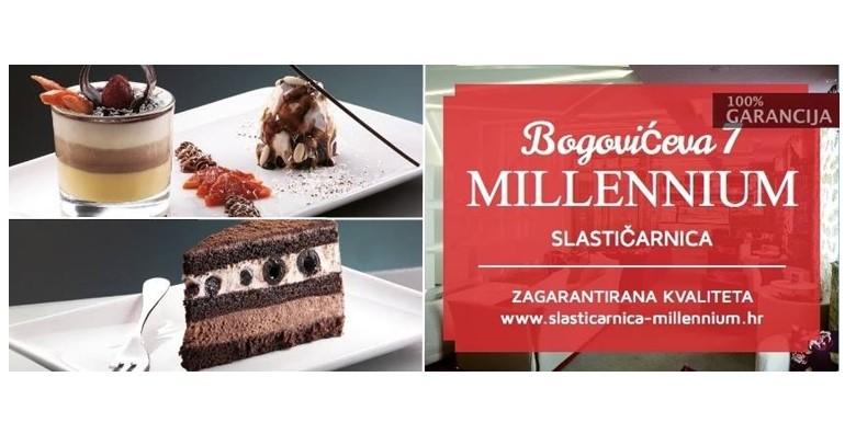 Slastičarnica Millennium - torta po izboru - slika 5