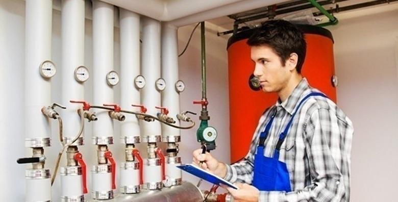 Servis, čišćenje bojlera