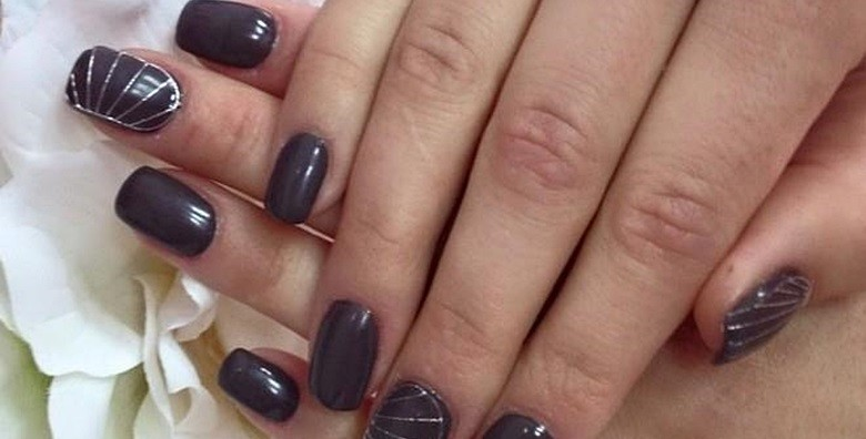 Ugradnja noktiju - gel, šablone ili tipse po izboru - slika 10