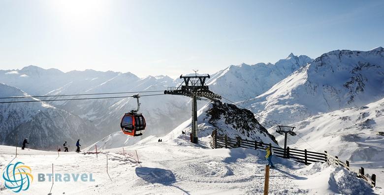 Skijanje - Austrija, 8 dana za 5 osoba
