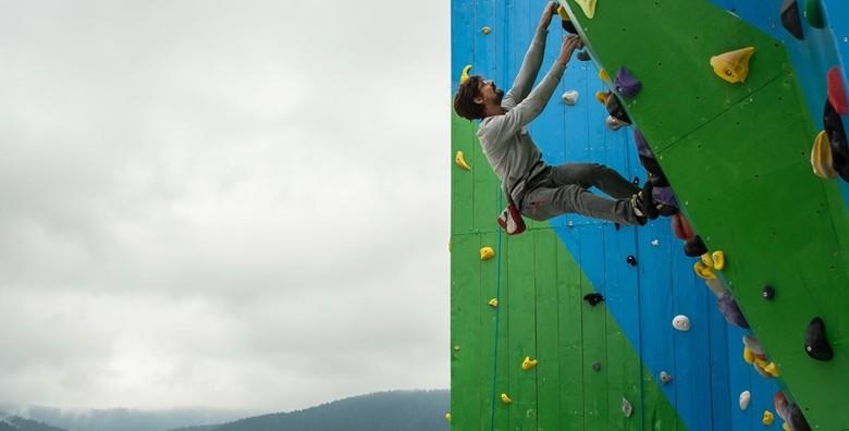 Zipline Mali Medo i 45 minuta penjanja s instruktorom - slika 12