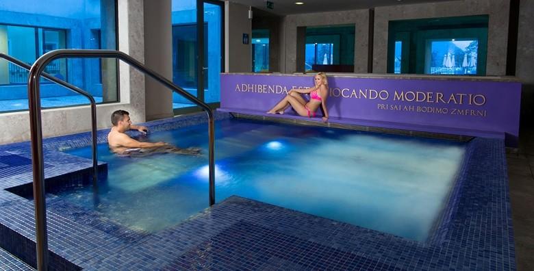 Rimske terme - 3 dana s kupanjem za dvoje - slika 3