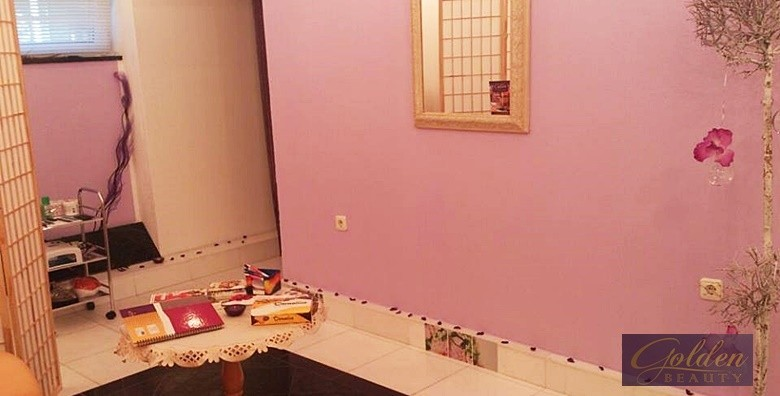 2 masaže leđa u salonu Golden Beauty - slika 2