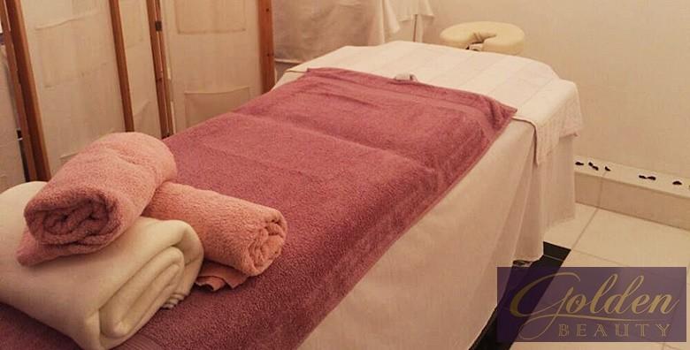 2 masaže leđa u salonu Golden Beauty - slika 4