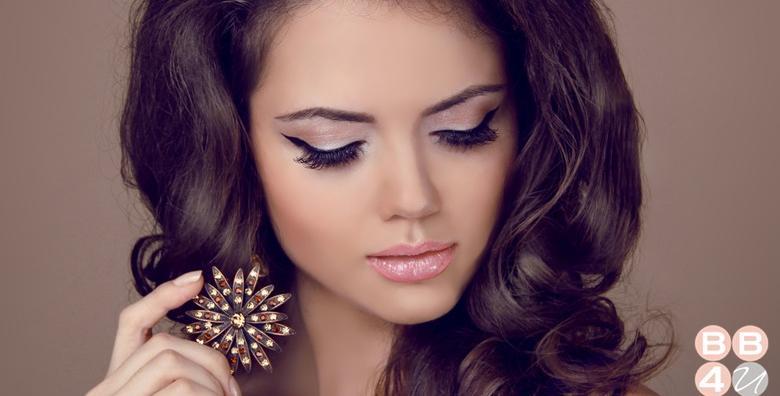 Paket uljepšavanja - make up i frizura