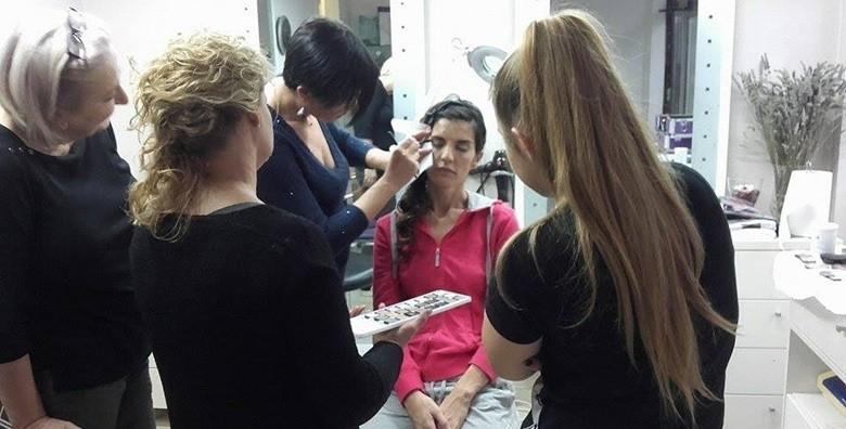 Paket uljepšavanja - make up i frizura - slika 2