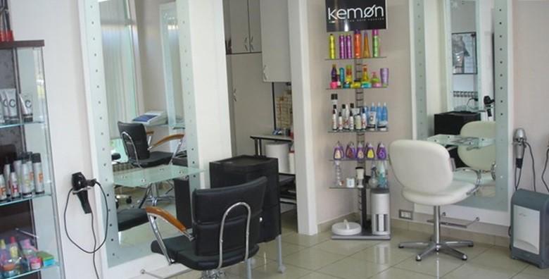 Paket uljepšavanja - make up i frizura - slika 12