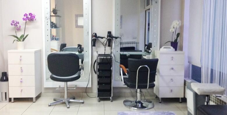 Paket uljepšavanja - make up i frizura - slika 13