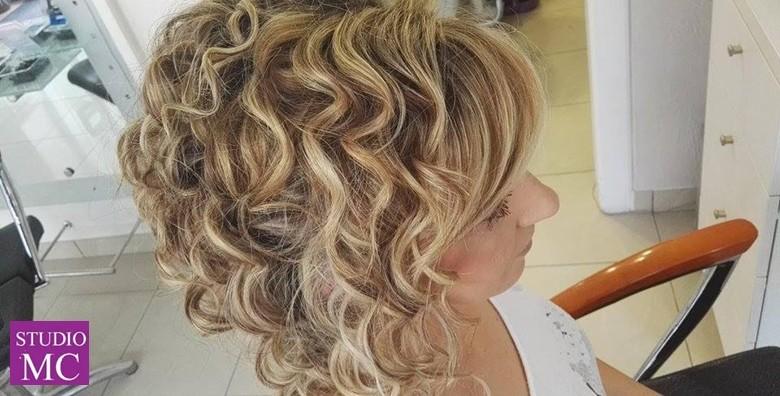 Paket uljepšavanja - make up i frizura - slika 18