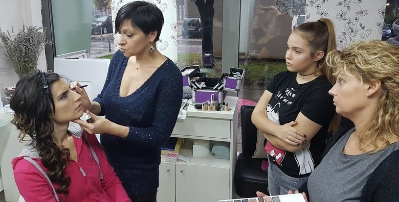 Paket uljepšavanja - make up i frizura - slika 3