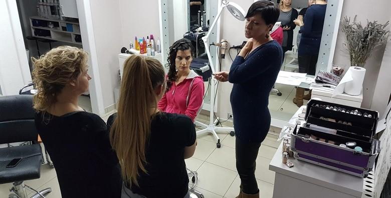 Paket uljepšavanja - make up i frizura - slika 4