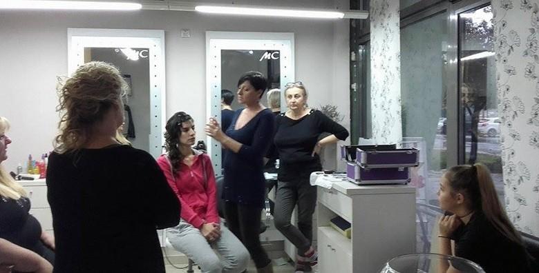 Paket uljepšavanja - make up i frizura - slika 5