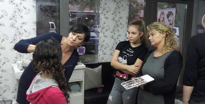 Paket uljepšavanja - make up i frizura - slika 6