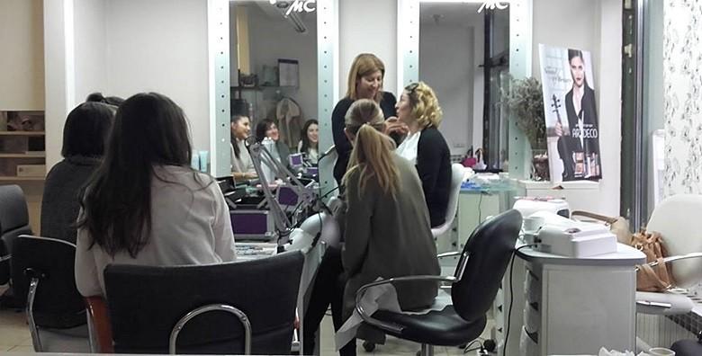 Paket uljepšavanja - make up i frizura - slika 7