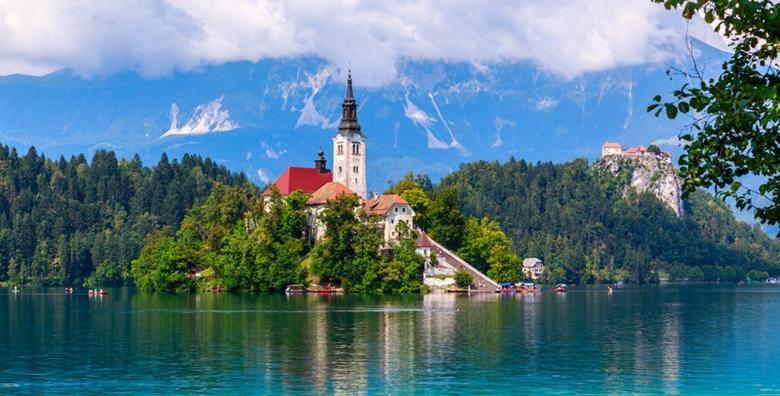 [SLOVENIJA] Doživite očaravajuću ljepotu Bleda, bisera smještenog u podnožju Alpi i razgledajte jedinstvenu arhitekturu u Ljubljani za 145 kn!