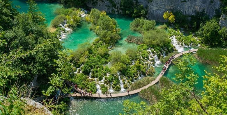 NP Plitvice i Rastoke - izlet s prijevozom