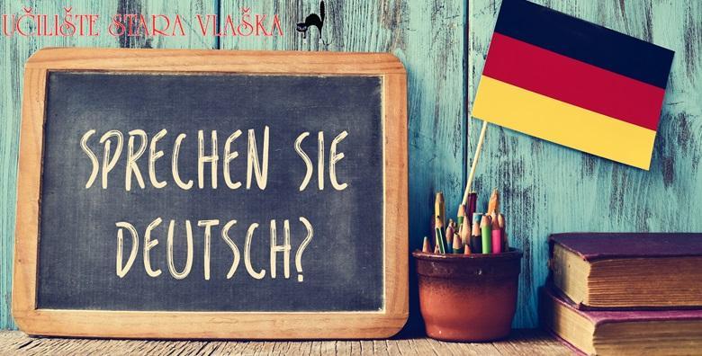 Njemački jezik - tečaj u trajanju 40 školskih sati